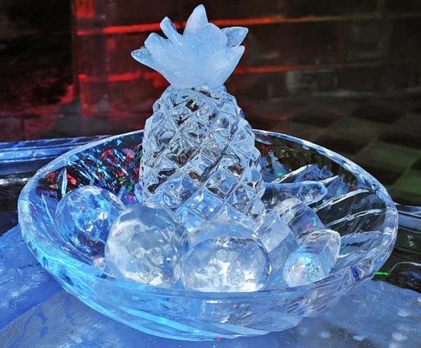 Как сделать фигурки изо льда