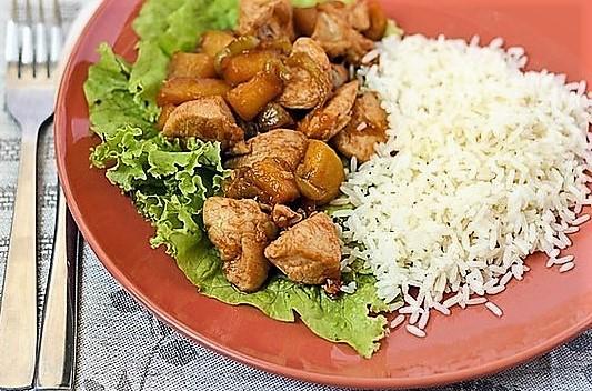 Как приготовить рис на гарнир рассыпчатый
