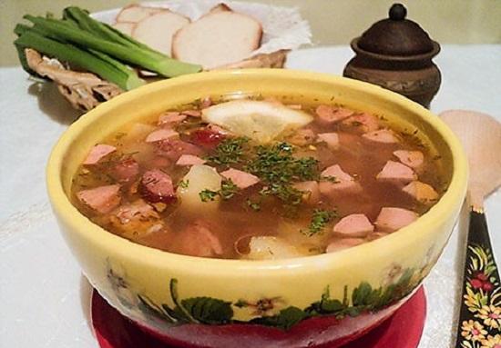 как приготовить солянку и другие супы