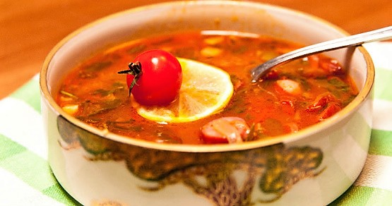 Как приготовить солянку: солянка суп рецепты