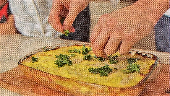 Запеканка овощная: простой рецепт с куриным филе
