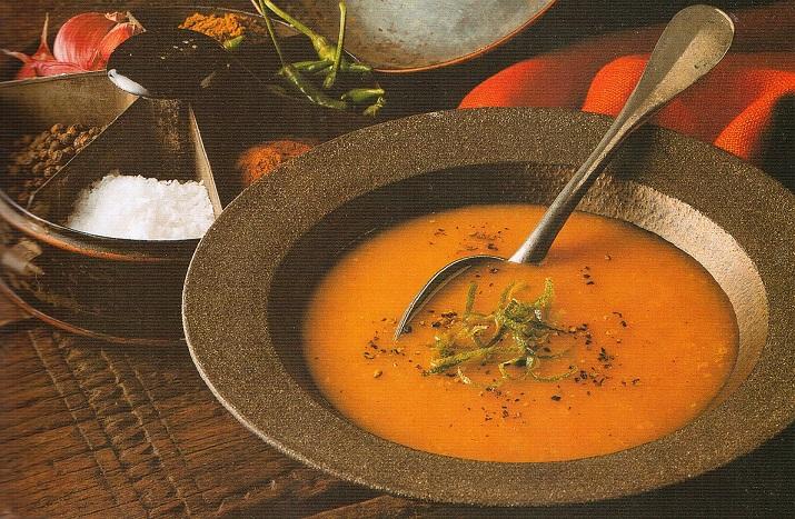 Постные блюда — рецепты быстро и вкусно: первые блюда (4 рецепта)