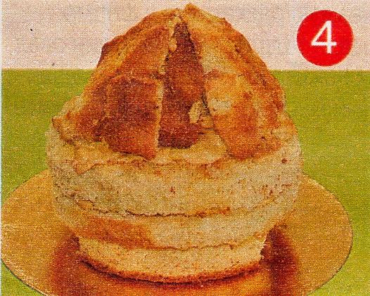 Рецепт вкусного торта: радуемся и встречаем Пасху с тортом Цыпленок