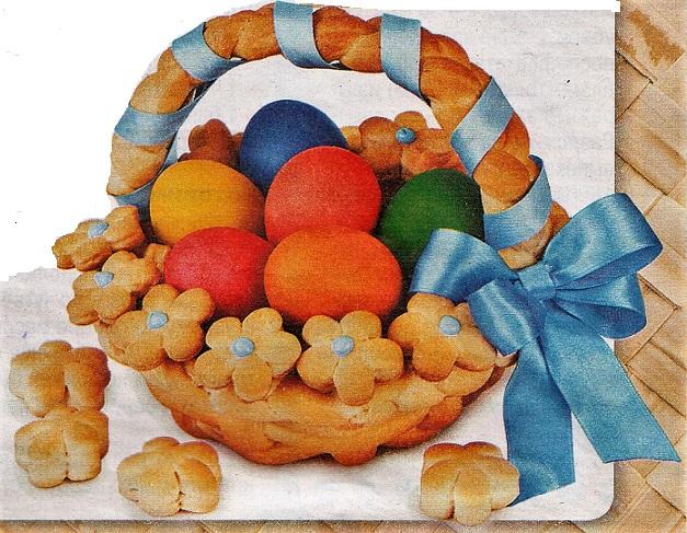 Рецепты выпечки: выпечка на пасхальный стол в праздник Пасхи