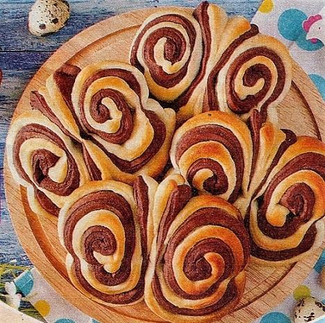 Булочки из дрожжевого теста: сдобные булочки в духовке — нежные, вкусные, румяные