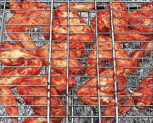 Из курицы шашлык: маринад для курицы раскрывает тайны вкусного мяса