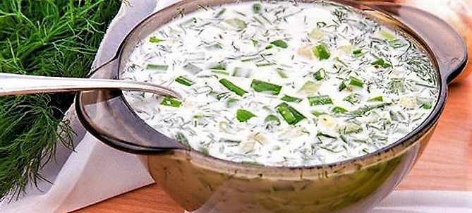 На кефире окрошка: как приготовить окрошку — быстрые рецепты с кефиром