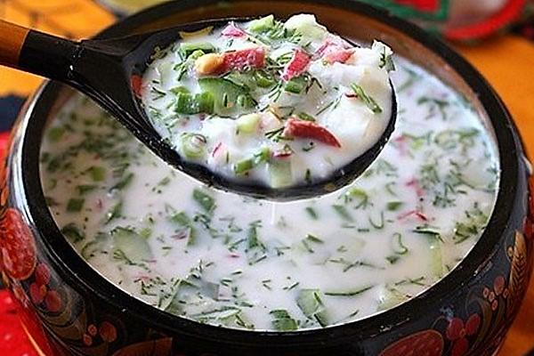Окрошка классическая рецепт: секреты приготовления окрошки на квасе с освежающим летним вкусом