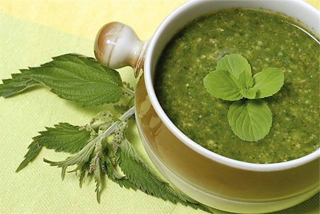 Суп из крапивы: Рецепты супа из крапивы и щавеля с фото