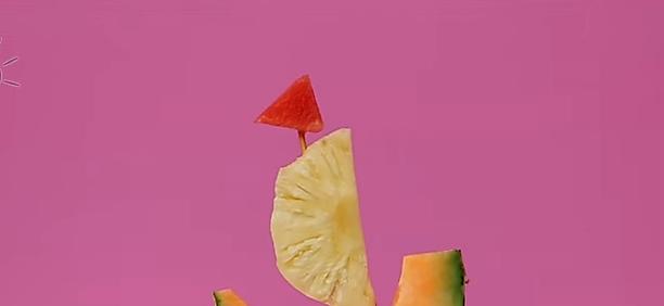 Поделки из овощей и фруктов: Детские поделки на выставку (39 фото)