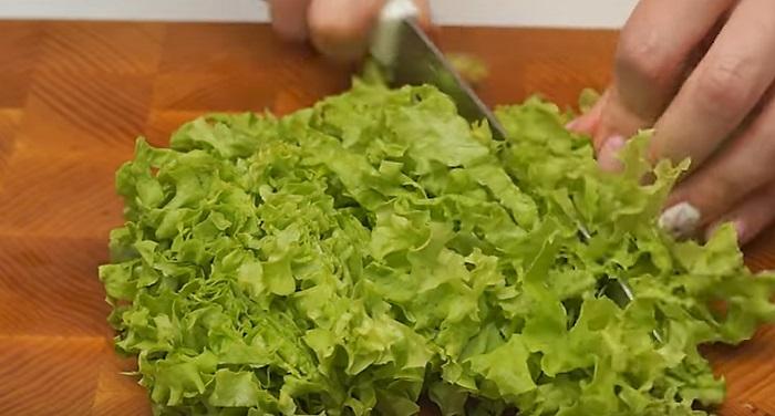 9 Рецептов Самых Вкусных Салатов Легкого Приготовления