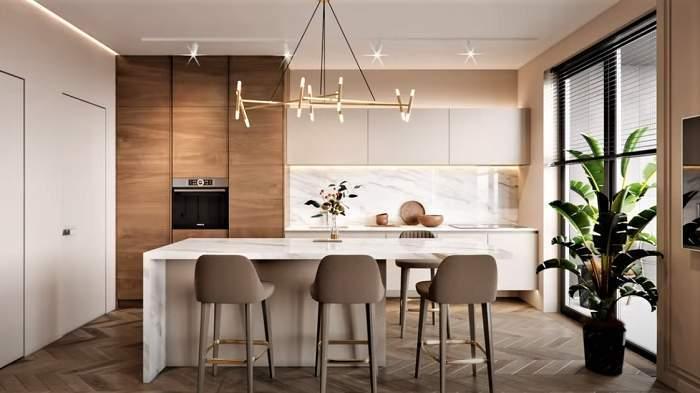 стулья в кухне