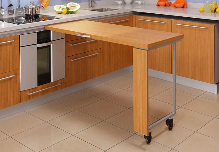 Мебель. модная мебель в интерьере кухни.