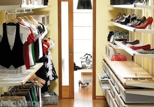 Параллельная гардеробная