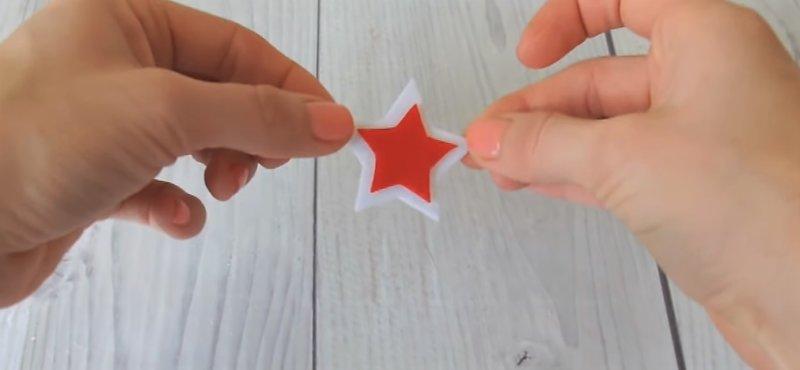 склеиваем звезды