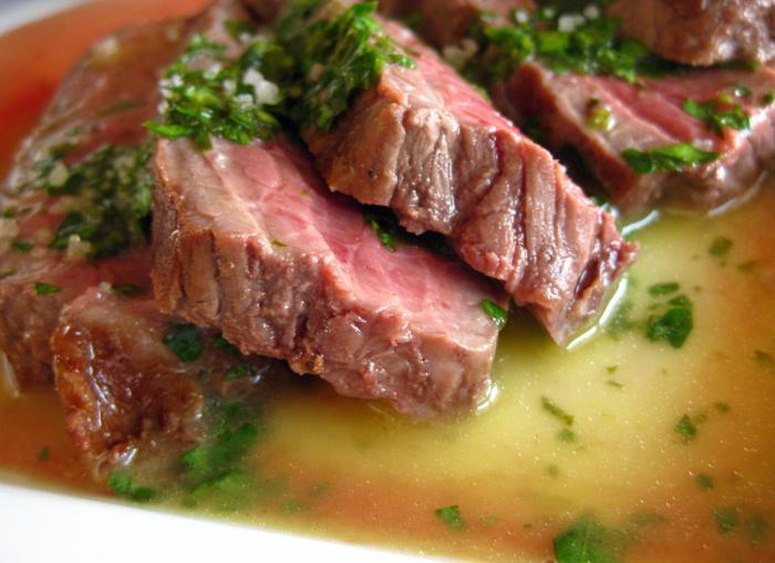 мясо по-бретонски