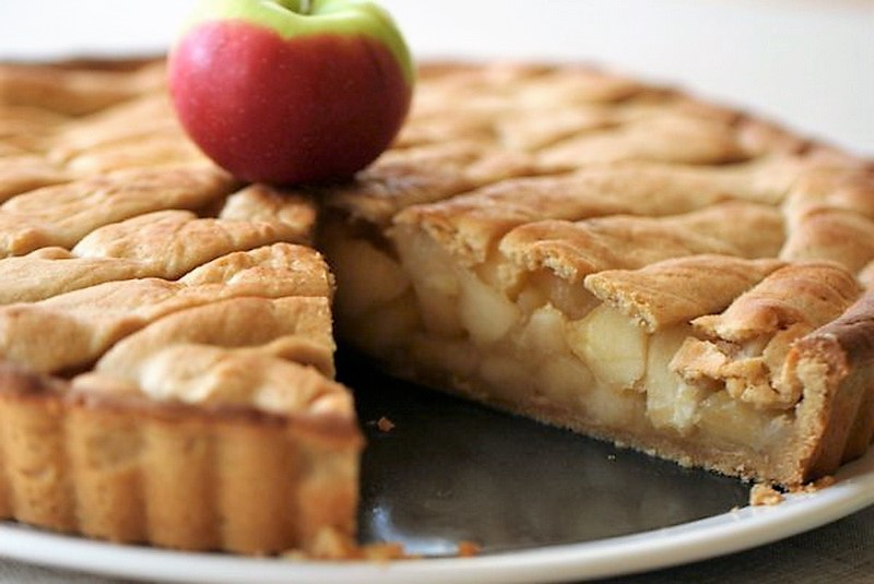 рецепт самой вкусной шарлотки с яблоками в духовке