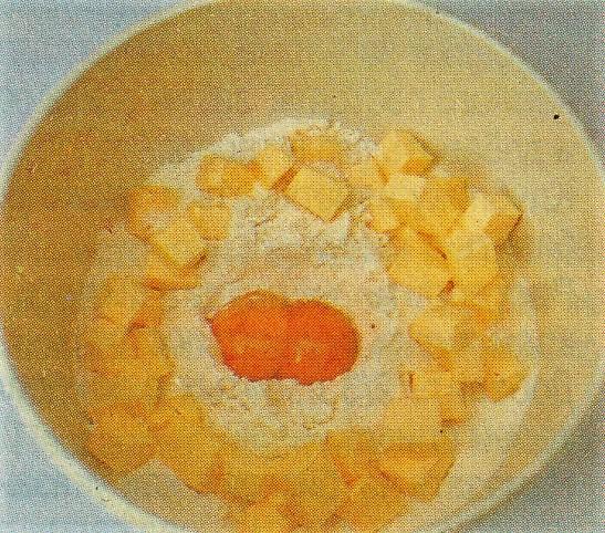 рецепт шарлотки