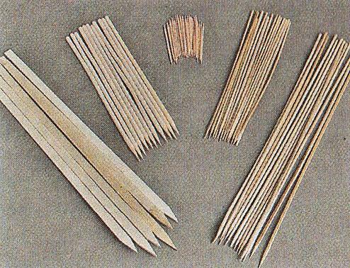 бамбуковые палочки, чтобы делать букеты