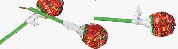 как сделать букеты из конфет