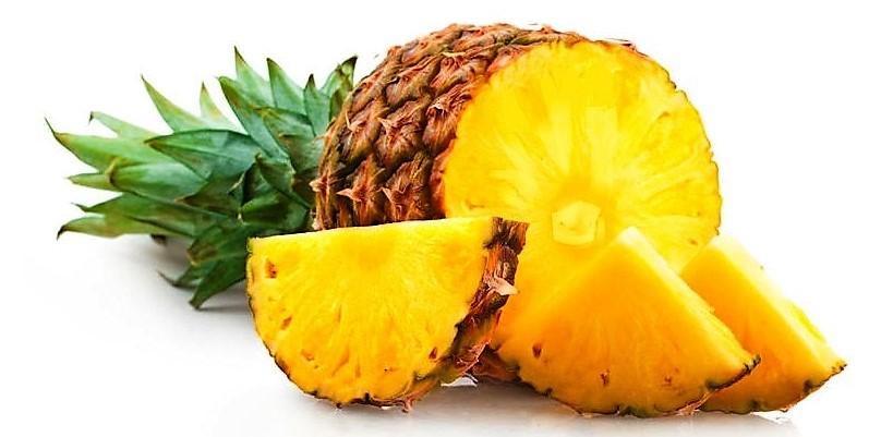 Рецепты смузи с ананасом