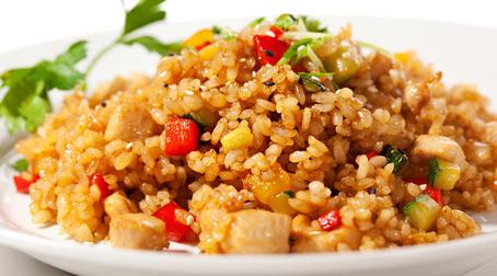 Рис пряный