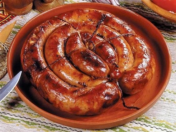 колбаса домашняя самый вкусный рецепт из говядины и свинины