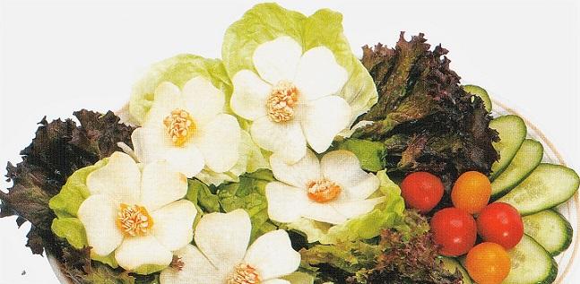 карвинг из овощей