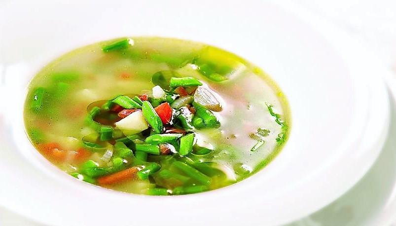 Постные блюда - суп