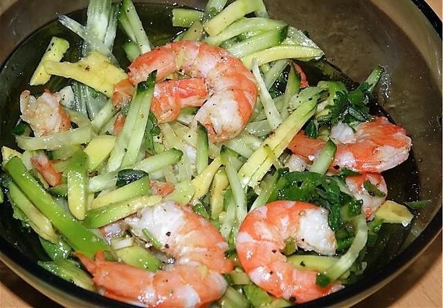 Рецепты постных блюд и салатов с фото
