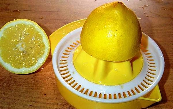 Постные лимоны для супа