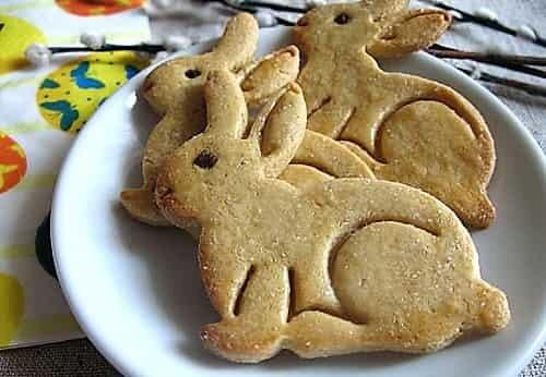 печенье кролики - выпечки