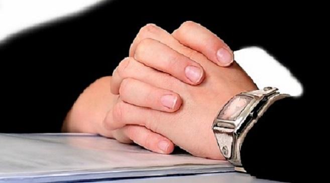 руки на собеседование