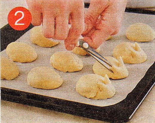 как правильно лепить пирожки из дрожжевого теста фото