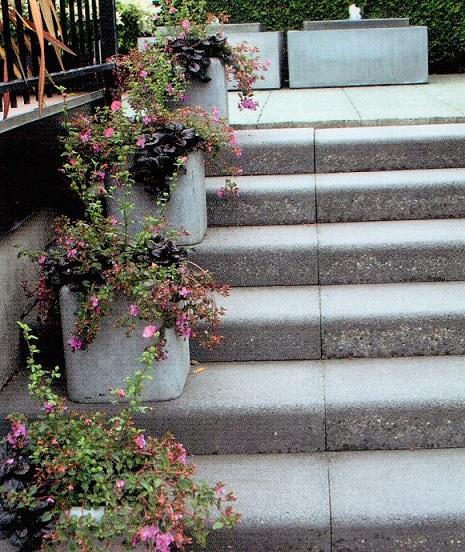 Дизайн декора на лестнице