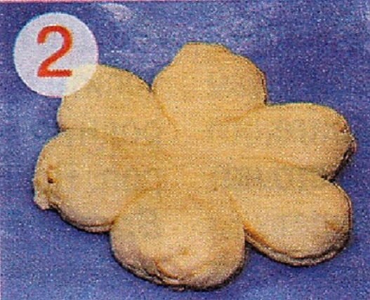Плюшки из дрожжевого теста рецепт пошагово в духовке