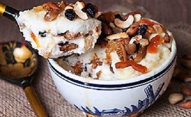 гурьевская каша классический рецепт с фото