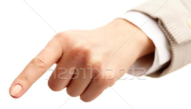 собеседование с помощью рук