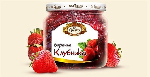 варенье с целыми ягодами