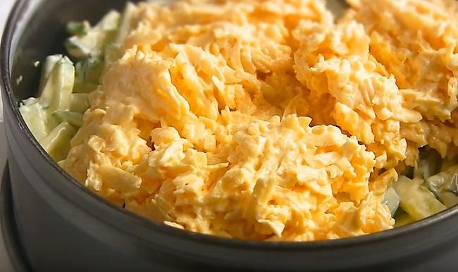 3 - слой сыра