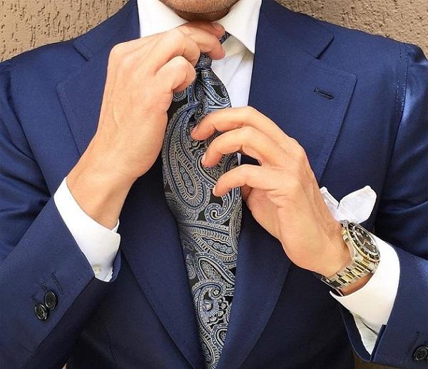 как завязать галстук все способы