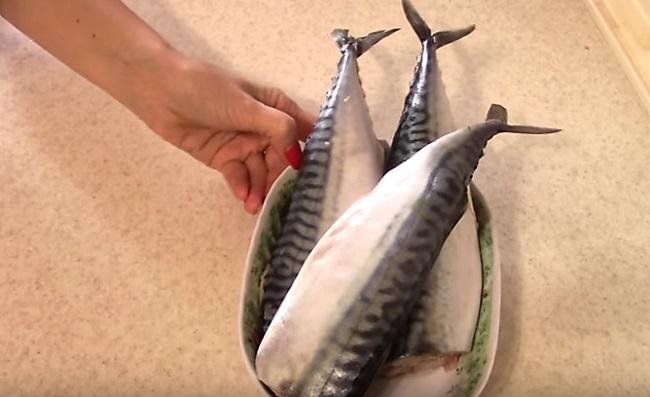 три рыбины