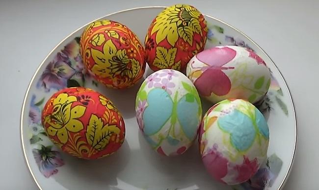 6 яиц