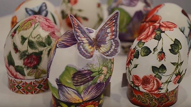бабочка украшение