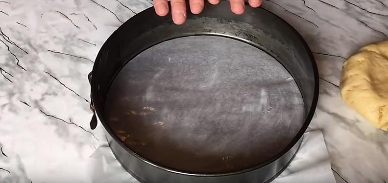 форма для пирога
