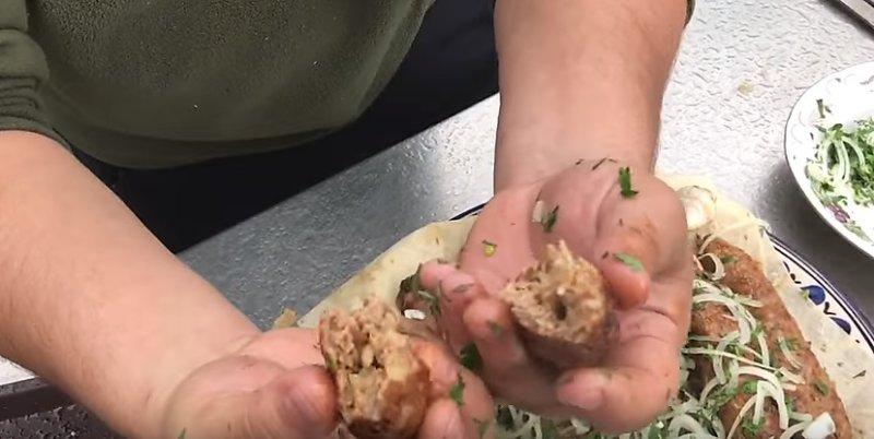 готовый фарш для еды
