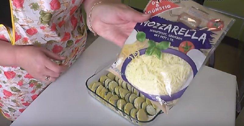 сыр мацарелла