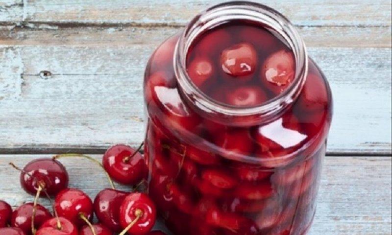 ягоды вишни