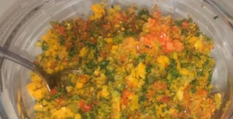 пропущенные овощи