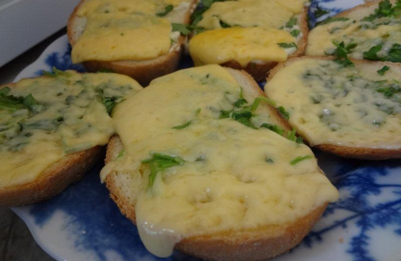 бутерброды с чипом